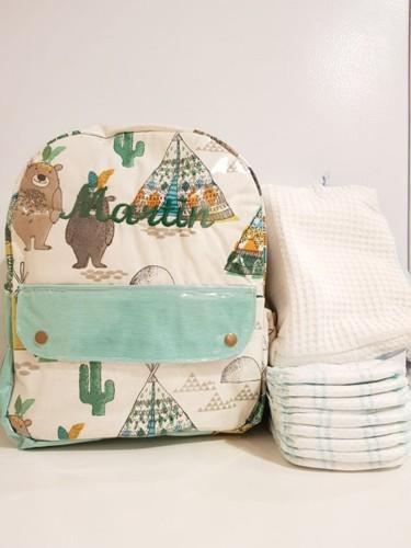 O que levar na mala do bebé?