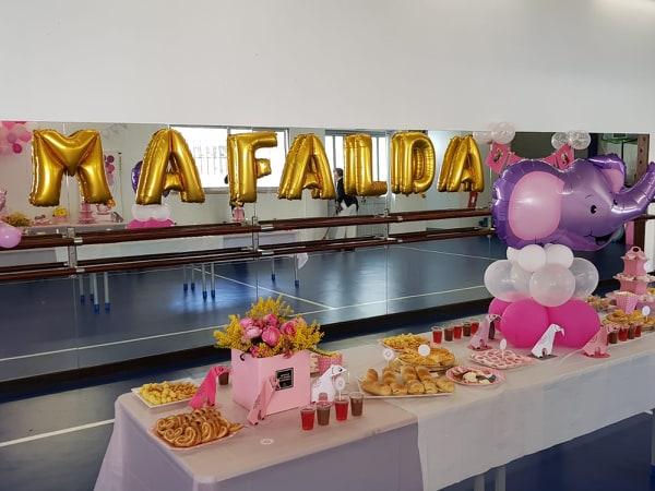 Babyshower da Mafalda
